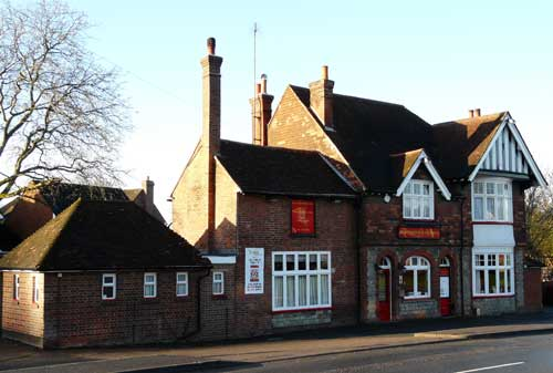 Picture 1. Black Horse & Hoodens, Borough Green, Kent