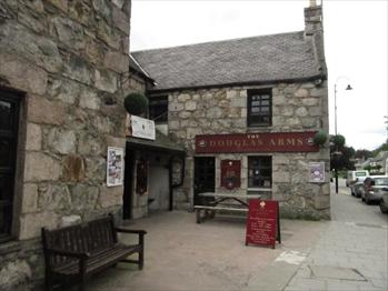 Picture 1. The Douglas Arms, Banchory, Aberdeenshire
