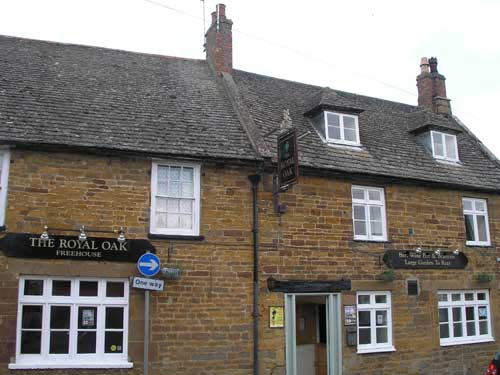 Picture 1. The Royal Oak, Uppingham, Rutland