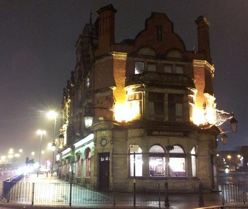 Picture 1. The Bartons Arms, Aston, West Midlands