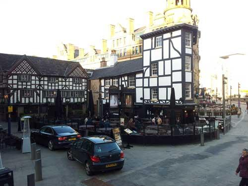 Picture 1. The Old Wellington, Manchester, Greater Manchester
