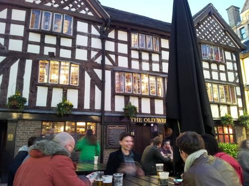 Picture 2. The Old Wellington, Manchester, Greater Manchester