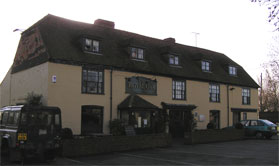 Picture 1. The Royal Oak, Brookland, Kent