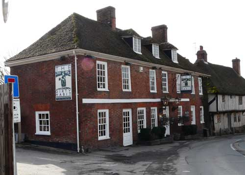 Picture 1. The Dirty Habit, Hollingbourne, Kent