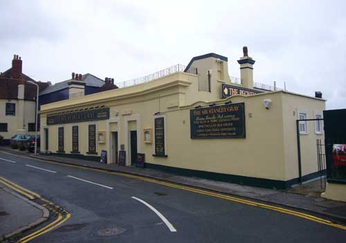 Picture 1. The Sir Stanley Gray, Ramsgate, Kent