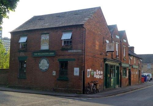 Picture 1. The Wellington Arms, Bedford, Bedfordshire