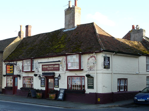 Picture 1. Cinque Ports Arms, New Romney, Kent
