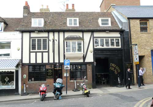 Picture 1. The Druids Arms, Maidstone, Kent