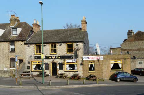 Picture 1. The Fox, Maidstone, Kent