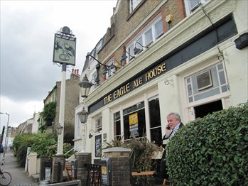 Picture 1. Eagle Ale House, Battersea, Greater London