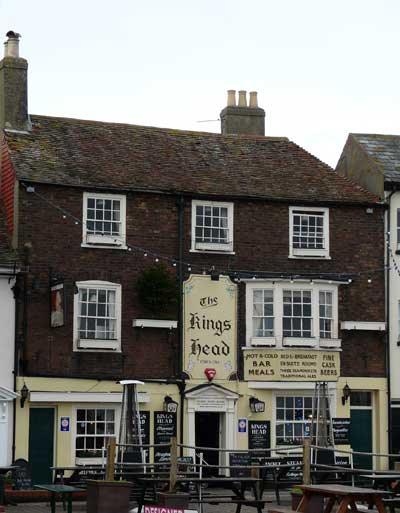 Picture 1. The Kings Head, Deal, Kent