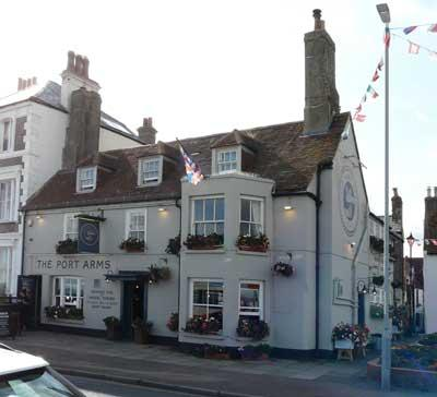 Picture 1. Port Arms, Deal, Kent