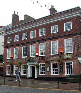Picture 1. The County Hotel, Ashford, Kent