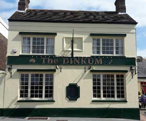 Picture 1. The Dinkum, Polegate, East Sussex