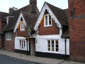 Picture 1. The Hyde Tavern, Winchester, Hampshire