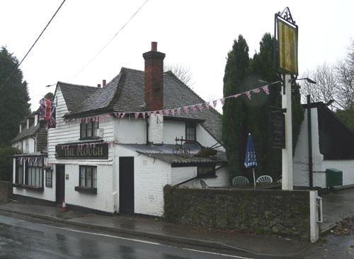 Picture 1. The Plough, Trottiscliffe, Kent