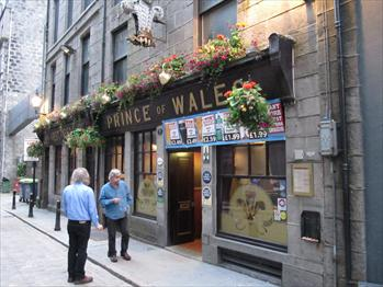 Picture 1. Prince of Wales, Aberdeen, Aberdeenshire