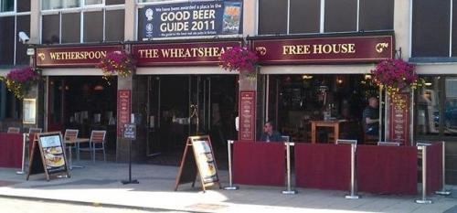 Picture 1. The Wheatsheaf, Stoke-on-Trent, Staffordshire