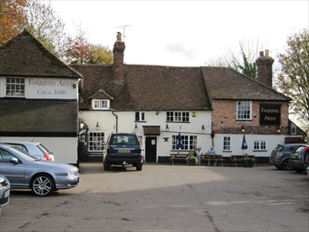 Picture 1. Farriers Arms, Mersham, Kent
