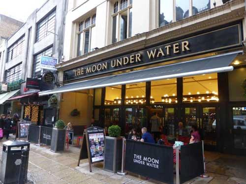 Picture 1. The Moon Under Water, Manchester, Greater Manchester
