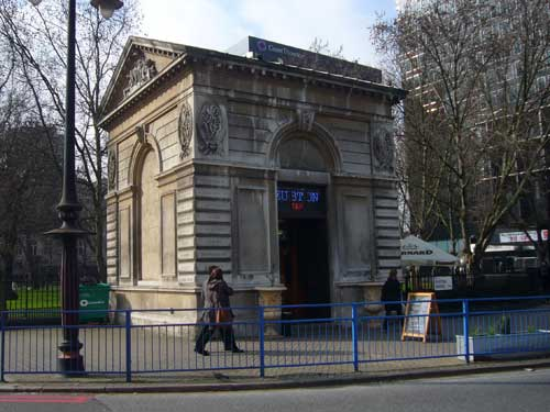 Picture 1. Euston Tap, Euston, Central London