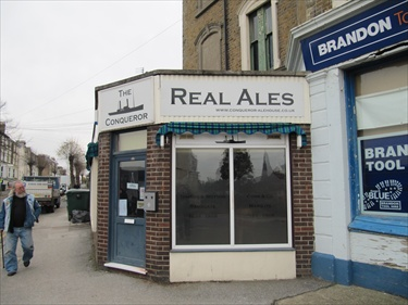 Picture 1. The Conqueror Alehouse, Ramsgate, Kent