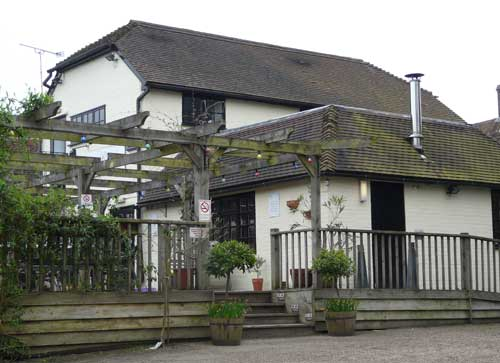 Picture 1. The Small Holding (formerly Globe & Rainbow), Kilndown, Kent