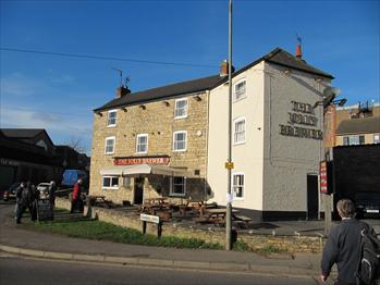 Picture 2. The Jolly Brewer, Stamford, Lincolnshire