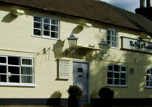 Picture 1. The Dog & Partridge, Marchington, Staffordshire