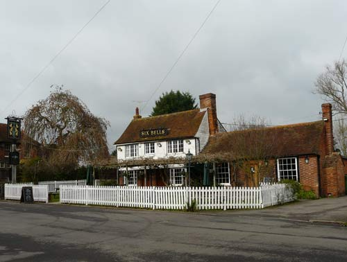 Picture 1. Six Bells, Woodchurch, Kent