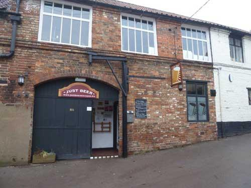 Picture 1. Just Beer Micropub, Newark, Nottinghamshire