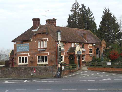 Picture 1. Hare & Hounds, Ashford, Kent