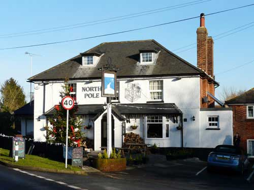 Picture 1. North Pole, Wateringbury, Kent
