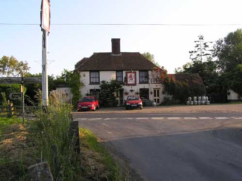 Picture 1. Red Lion, Snargate, Kent