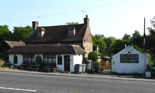 Picture 1. Wheatsheaf, West Malling, Kent