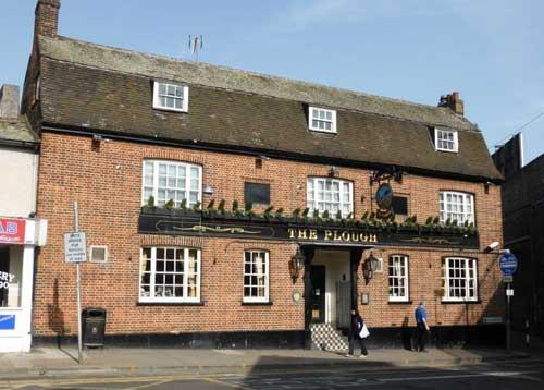 Picture 1. The Plough, Chelmsford, Essex