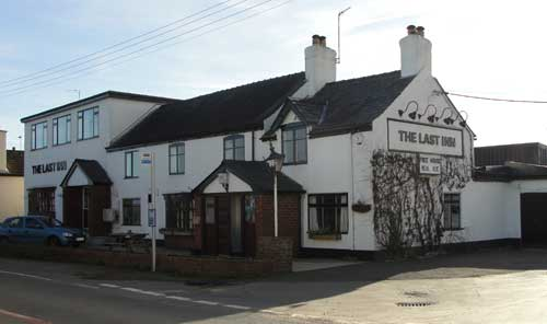 Picture 1. The Last Inn, Oswestry, Shropshire