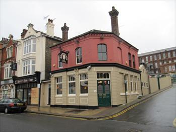 Picture 1. Britannia Bar Cafe, Rochester, Kent