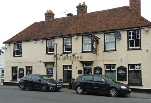 Picture 1. The Unicorn, Marden, Kent
