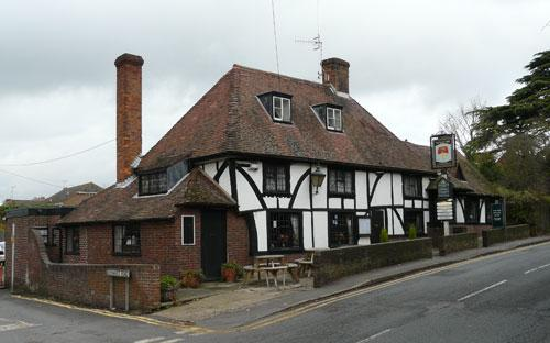 Picture 1. The Walnut Tree, Yalding, Kent