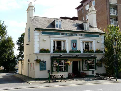 Picture 1. The White Horse, Maidstone, Kent