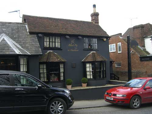 Picture 1. Smugglers Ale House (formerly The Black Pig), Hawkhurst, Kent