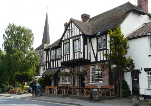 Picture 1. Malt Shovel, Eynsford, Kent