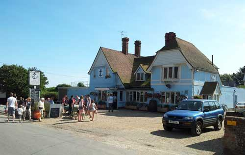 Picture 1. The Anchor, Walberswick, Suffolk