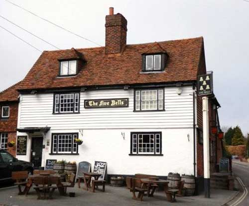 Picture 1. The Five Bells, Chelsfield, Greater London