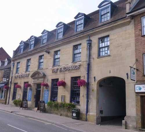 Picture 1. The Exchange, Banbury, Oxfordshire