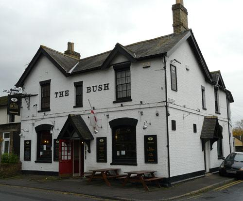 Picture 1. The Bush, Aylesford, Kent