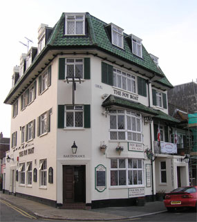 Picture 1. The Foy Boat, Ramsgate, Kent