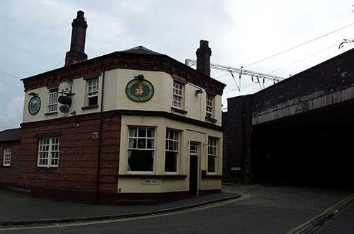 Picture 1. The Great Western, Wolverhampton, West Midlands