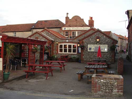 Picture 1. The Windham Arms, Sheringham, Norfolk